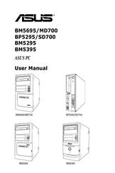 Asus BM5695/MD700 Manuals