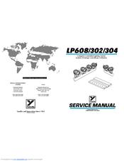 Yorkville LP608 Manuals