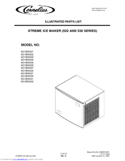 Cornelius 631805020 Manuals