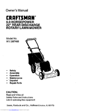 Craftsman 6.0 HORSEPOWER 22