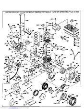 Tecumseh HM80-155162E Manuals