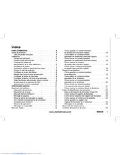 Vtech IA5874 Manuals