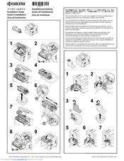 Kyocera FS-4300DN Manuals