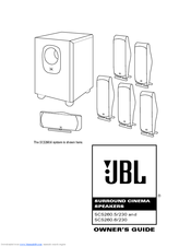 Jbl SCS 260.5 Manuals