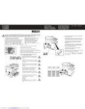 Kyocera FS-3540MFP Manuals