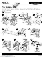 Xerox Phaser 6180MFP Manuals