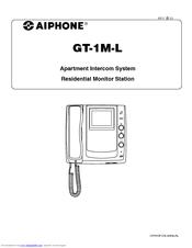Aiphone GT-1M-L Manuals
