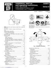 Bryant Series D Manuals