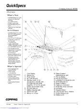 Compaq Armada M700 Manuals
