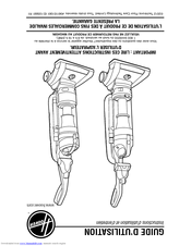 Hoover UH70830 Manuals
