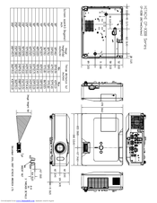 Hitachi CP-X308 Manuals