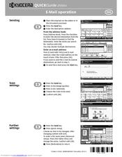 Kyocera TASKalfa 2550ci Manuals