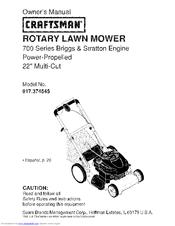 Craftsman 917.374545 Manuals