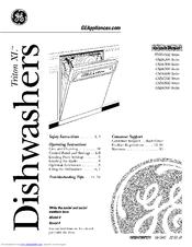 Ge Triton XL GSD6900 Manuals