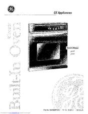 Ge JKS05 Manuals