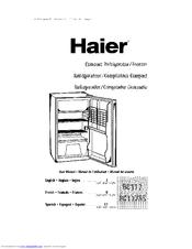 Haier BC-117 Manuals