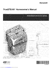 Honeywell TrueSTEAM HM509 Manuals