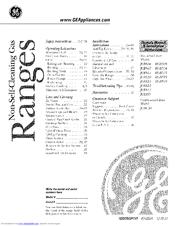 Hotpoint RGB524 Manuals