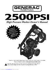 GENERAC 1538-0 Owner's Manual (36 pages)