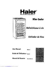 Haier HVF042ABL Manuals