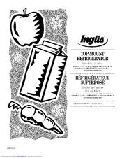 Inglis IPT164302 Manuals