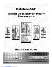 Kitchenaid KFIS29PBMS00 Manuals