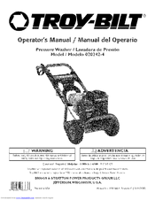 Troy-bilt 020242-4 Manuals