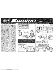 Weber SUMMIT S-670 Manuals