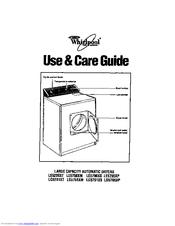 Whirlpool LG5201XT Manuals