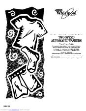 Whirlpool LSN1000JQ1 Manuals