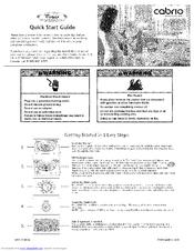 Whirlpool Cabrio WTW6600SW1 Manuals