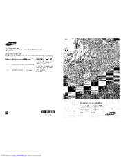 Samsung LN32A330J1DXZA Manuals