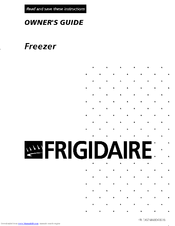 Frigidaire MFU14F3GW9 Manuals