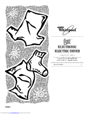 Whirlpool Duet GEW9250PW0 Manuals