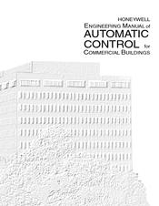 Honeywell AUTOMATIC CONTROL Manuals