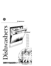 Ge Appliances GSD4920 Manuals