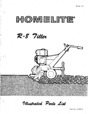 Homelite 24783-3 Manuals
