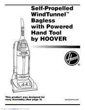 Hoover U6616 Manuals