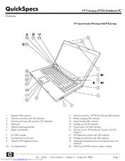 Hp Compaq 6735b Manuals
