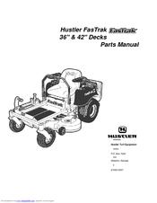 Hustler FasTrak 36