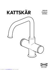 Ikea KATTSKAR AA-338731-2 Manuals