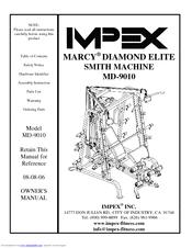 Impex MD-9010 Manuals