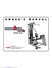 Ironman fitness 600g Manuals