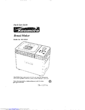Kenmore 100.12934 Manuals