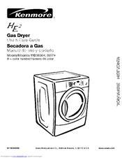 Kenmore 110.9656 Manuals