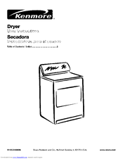Kenmore 80 Series Dryer Diagram, Kenmore, Free Engine