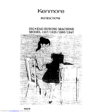 Kenmore 1947 Manuals