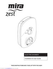 Kohler Electric Shower Manuals