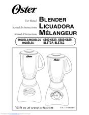 Oster BLSTCC Manuals