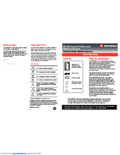 Motorola ARRIS SBG6782-AC Manuals